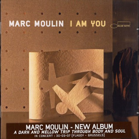 Marc Moulin - I am you