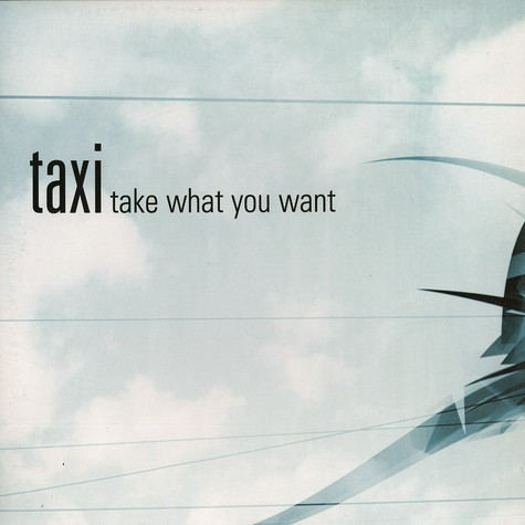 Taxi - Take what you want