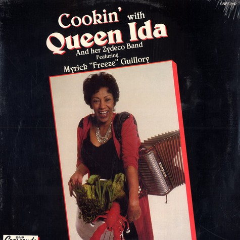 Queen Ida - Cookin' with Queen Ida and her Zydeco Band