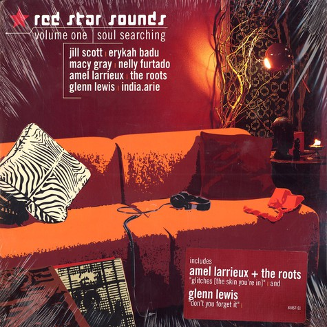 V.A. - Red star sounds vol.1: soul searching