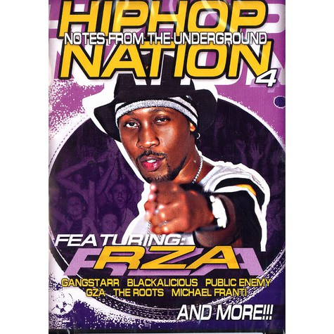 Hip Hop Nation - Volume 4