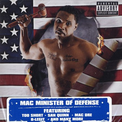 Mac Minister - Mac Minister of Defense