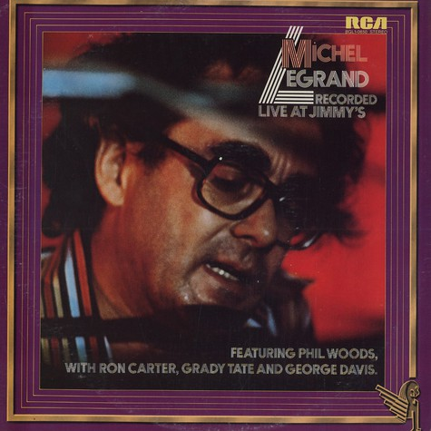 Michel Legrand - Recorded live at Jimmys