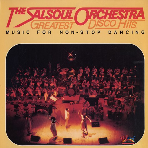 Salsoul Orchestra, The - Greatest disco hits - music for non-stop dancing