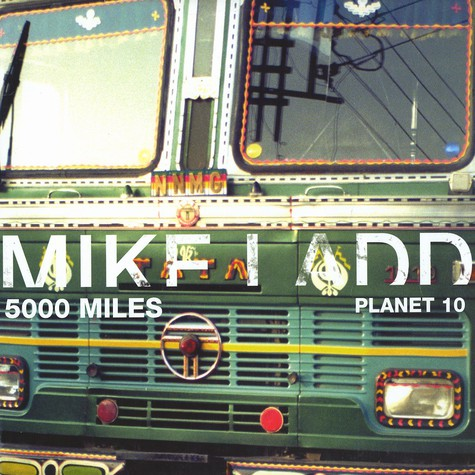 Mike Ladd - 5000 miles