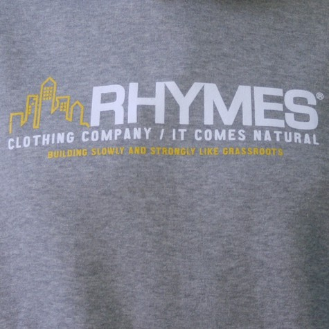 Rhymes Clothing - Foundation hoodie