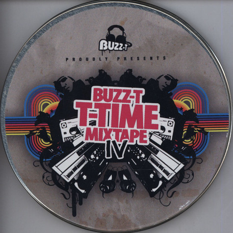 Buzz-T - This t-time volume 4