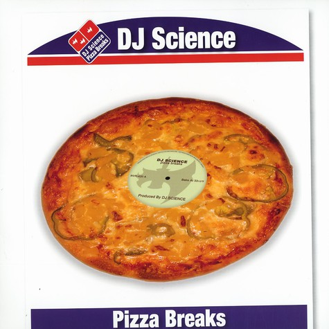 DJ Science - Pizza breaks
