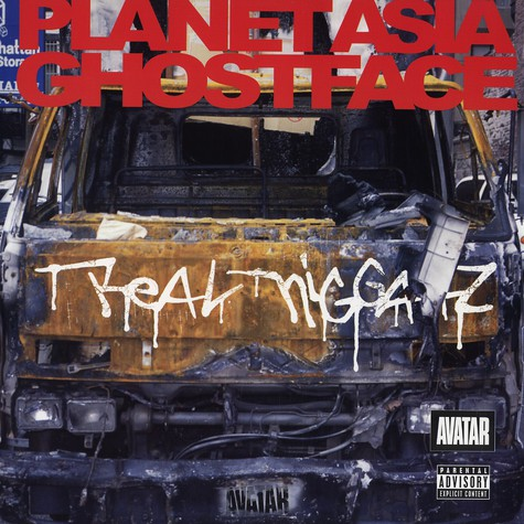 Planet Asia - Real niggaz feat. Ghostface