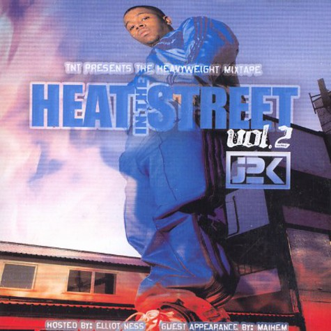 TNT presents J2K - Heat in the street volume 2