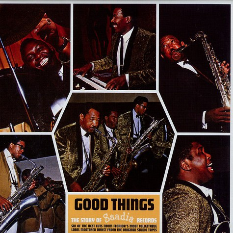Good Things - The story of Saadia Records