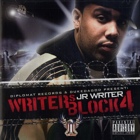 JR Writer - Writer's block volume 4