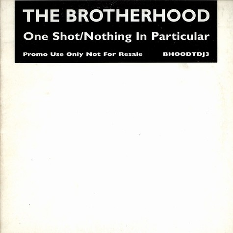Brotherhood, The - One shot