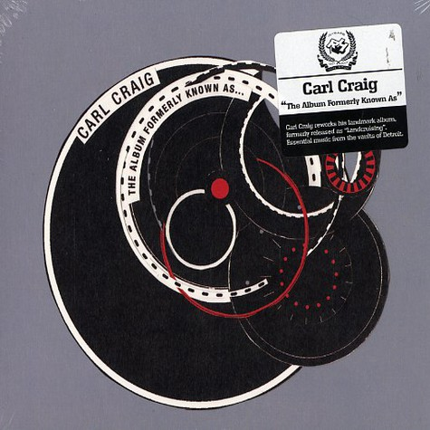 Carl Craig - The album formerly known as