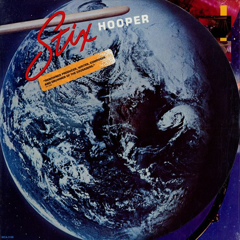 Stix Hooper of The Crusaders - The world within
