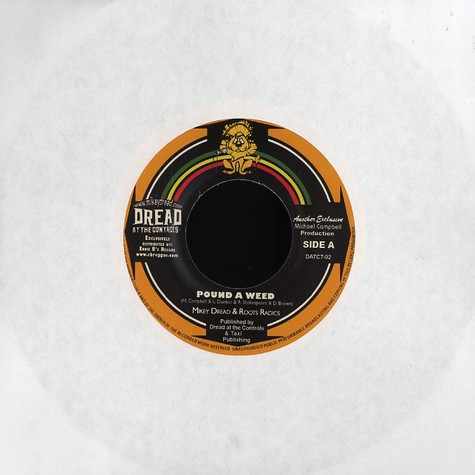 Mikey Dread & Roots Radics - Pound a weed