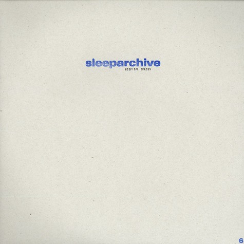 Sleeparchive - Hospital tracks