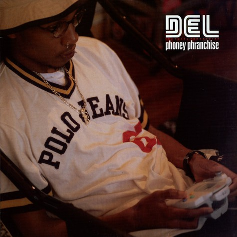 Del The Funky Homosapien - Phoney phranchise