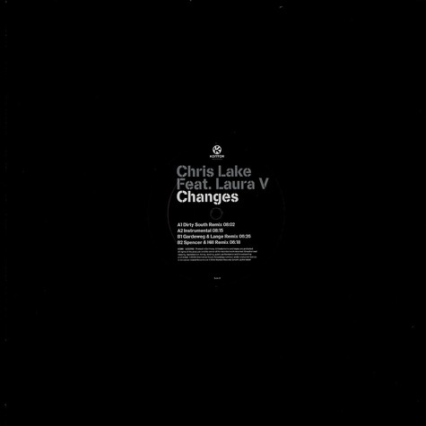 Chris Lake - Changes feat. Laura V