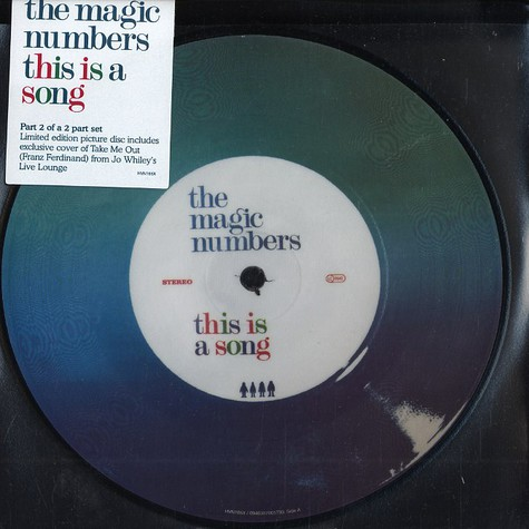 Magic Numbers, The - This is a song part 2 of 2