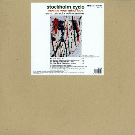 Stockholm Cyclo - Moving your mind