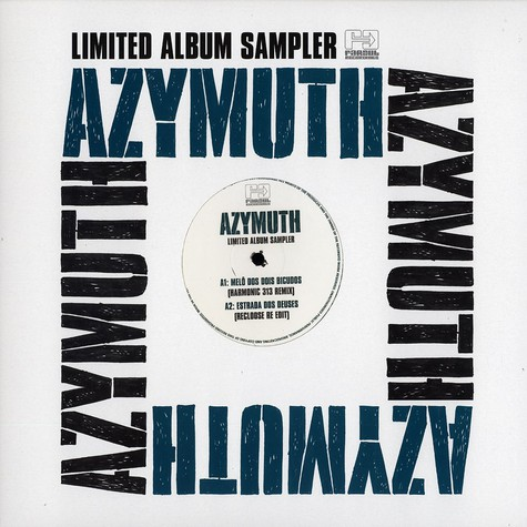 Azymuth - Limited album sampler