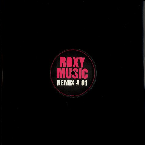 Roxy Music - Remix #1