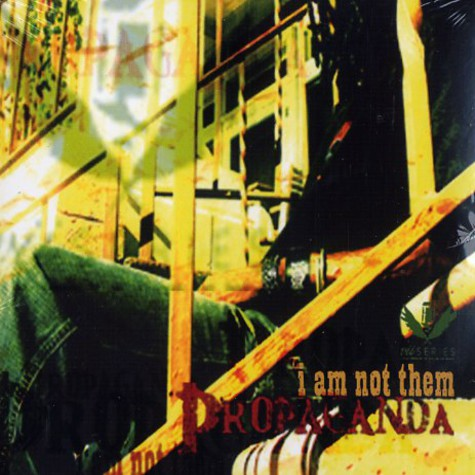 Propaganda - I am not them