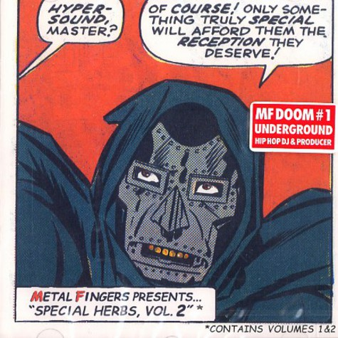 MF Doom - Special herbs volume 1 & 2