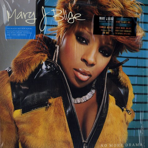 Mary J.Blige - No more drama