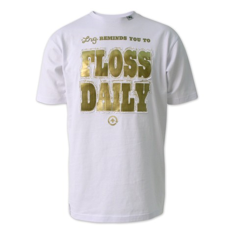 LRG - Floss with a boss knit T-Shirt