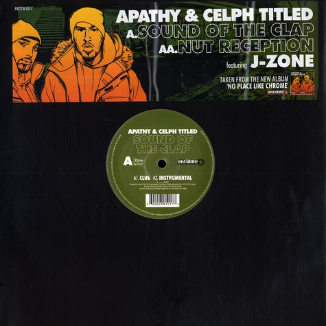 Apathy & Celph Titled - Sound of the clap