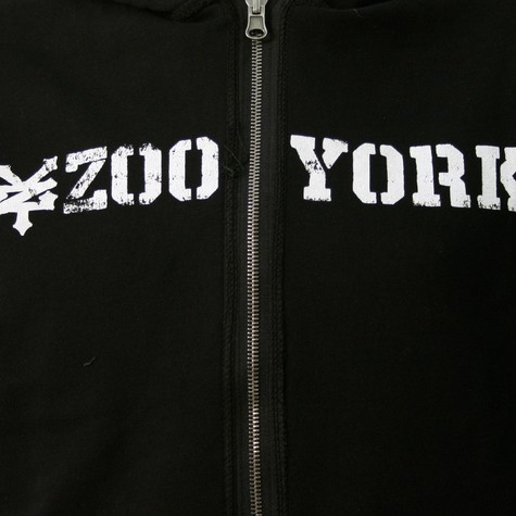 Zoo York - Reversible zip-up hoodie