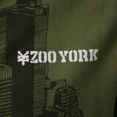 Zoo York - Cityscape jacket