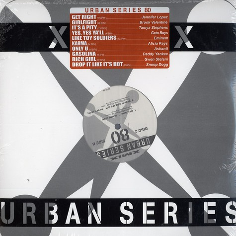 X-Mix - Urban series 80