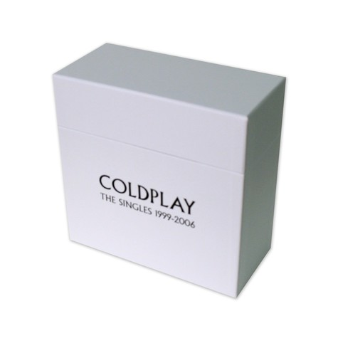 Coldplay - The singles 1999 - 2006