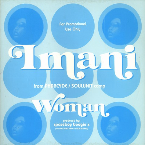 Imani (from The Pharcyde) - Woman