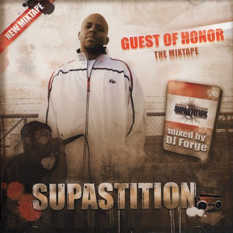 Supastition - Guest of honor
