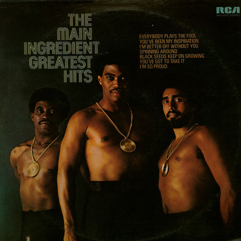 Main Ingredient, The - Greatest Hits
