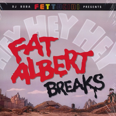 Boba Fettucini - Fat Albert breaks