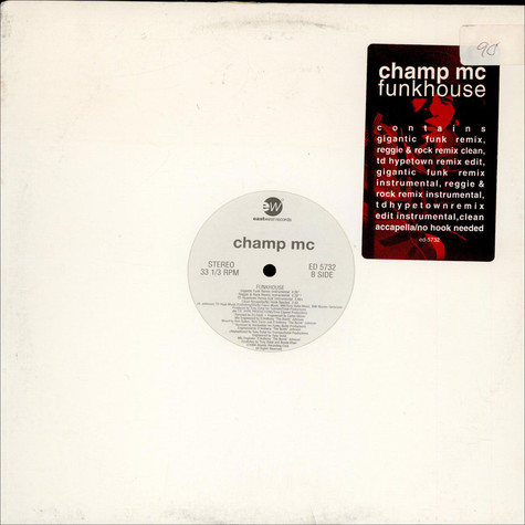 Champ MC - Funkhouse