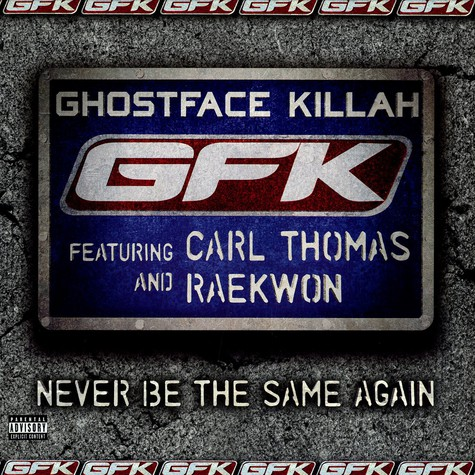 Ghostface Killah - Never be the same again feat. Carl Thomas & Raekwon