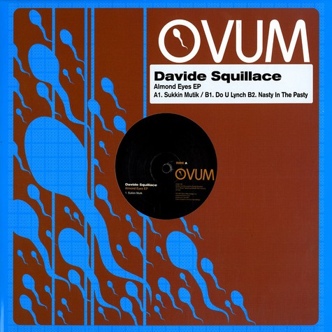 Davide Squillace - Almond eyes EP