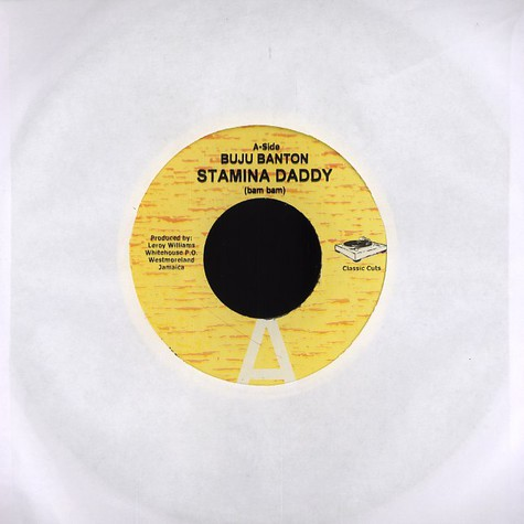 Buju Banton / Snow - Stamina daddy / run away