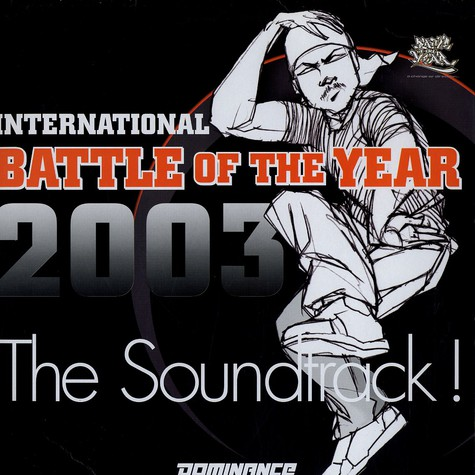 International Battle Of The Year - 2003 - the soundtrack
