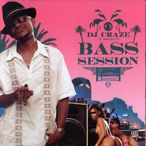 DJ Craze presents - Bass session