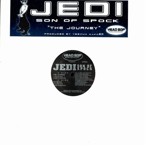 Jedi Son of Spock - The Journey