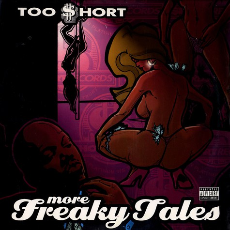 Too Short - More feaky tales