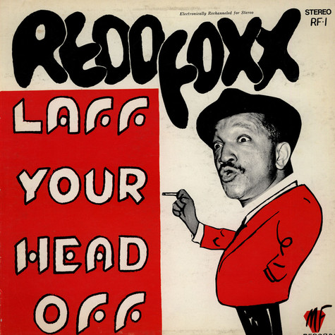 Redd Foxx - Laff Your Head Off