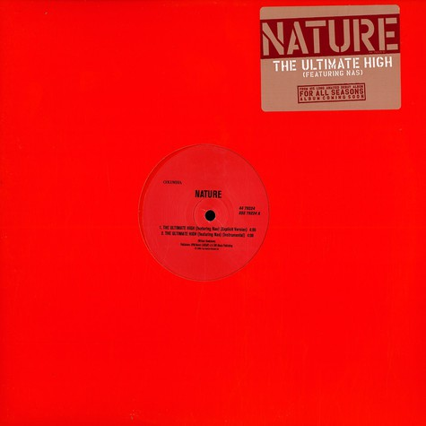 Nature - The ultimate high feat. Nas